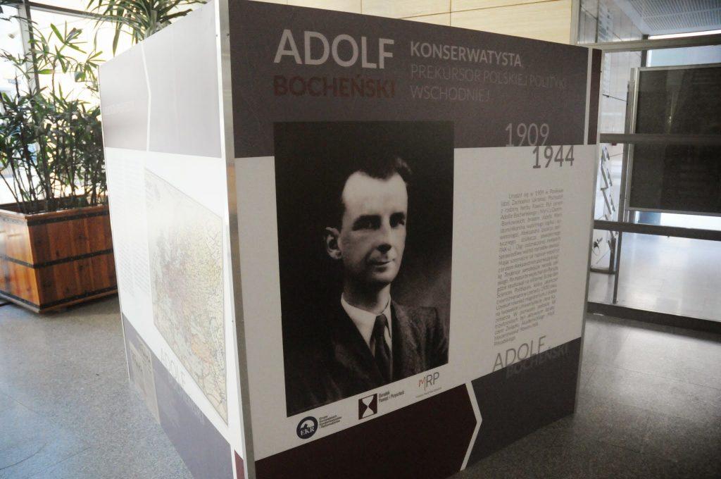 Wrocławska wystawa o Adolfie Bocheńskim