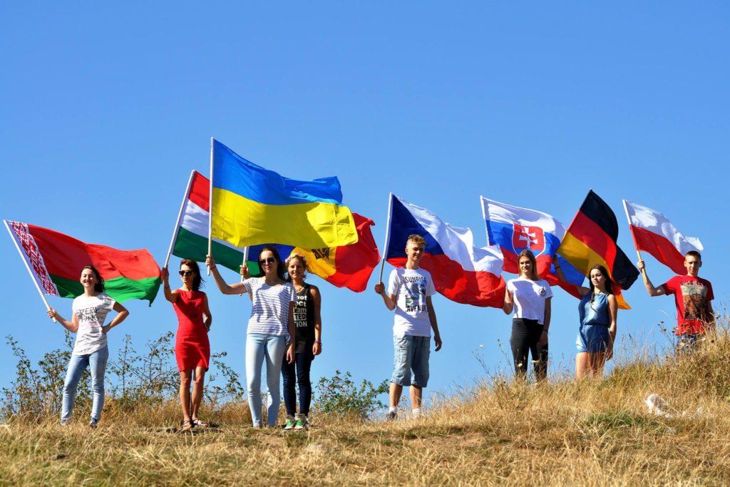 """Konkurs """"Barwy Europy, czyli opowieść o jedności narodów"""""""