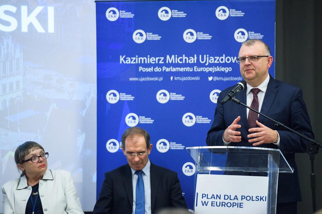 """Konferencja """"Plan dla Polski w Europie"""""""