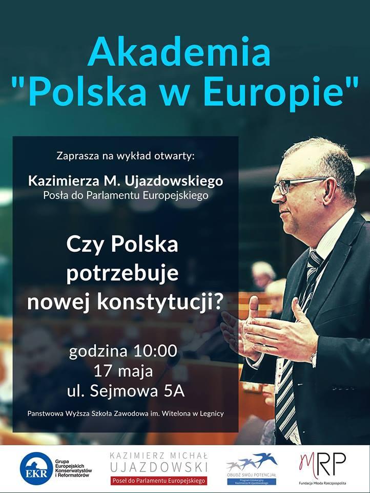 """Trzecia Akademia """"Polska w Europie"""""""